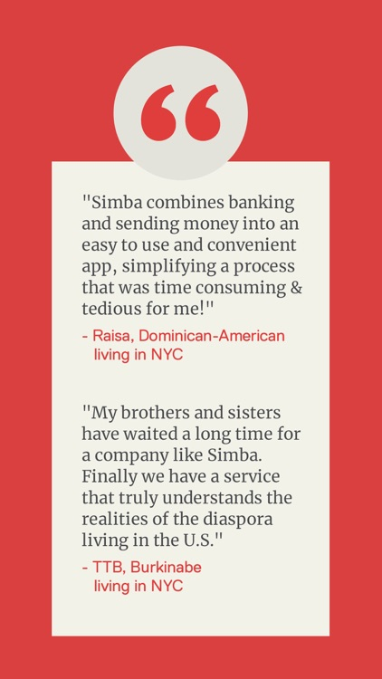 Simba - Financial Services screenshot-4