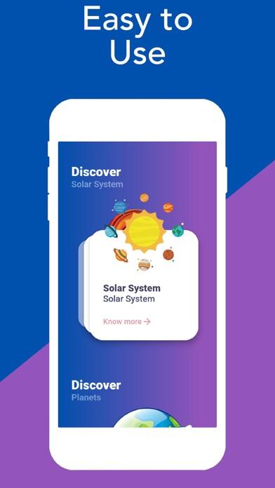 Universe Astronomy For Kids screenshot 1