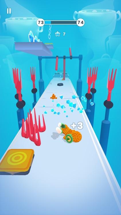 Pixel Rush - Survival Run screenshot-0