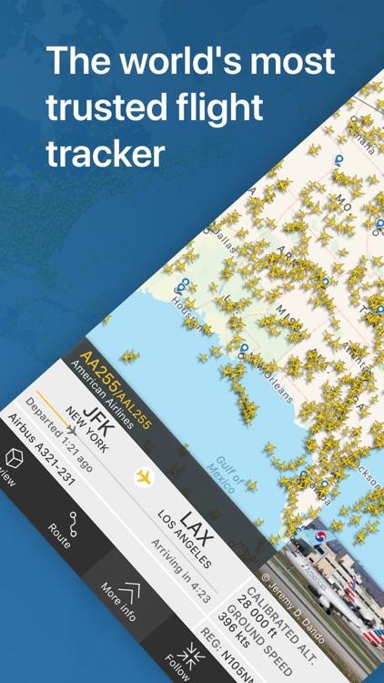 Flightradar24 | Flight Tracker screenshot-0