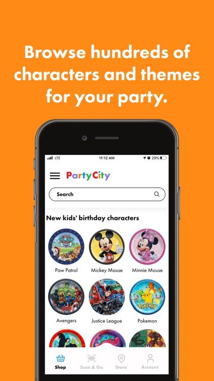 Party City screenshot-5