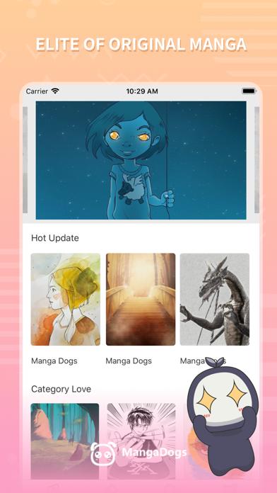 Télécharger Manga Dogs - webtoon en ligne pour Pc