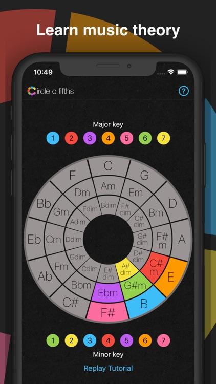 Circle o Fifths: Music Theory screenshot-6