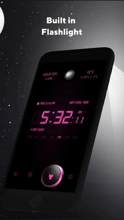 Alarm Clock: Music Sleep Timer screenshot-6