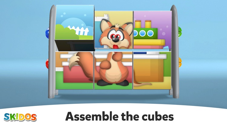 Toddler Puzzle: Games for Kids screenshot-0