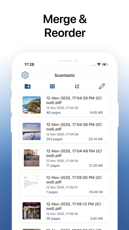 Scantastic - Scanner App screenshot-4