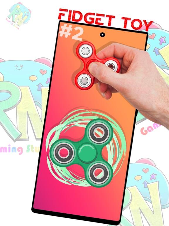 Ipad Screen Shot Fidget Toys Box Destress pops 2