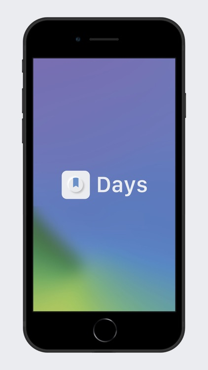 Days - Daily Journal