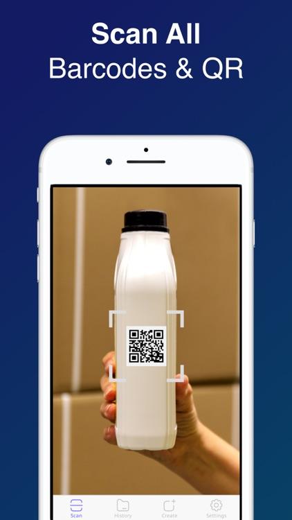 Powerscanner: QR Code Scanner screenshot-6