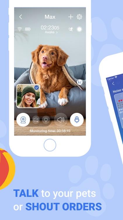 Dog Monitor: Pet Watch Cam