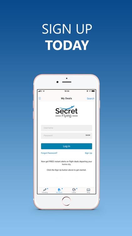 Secret Flying screenshot-4