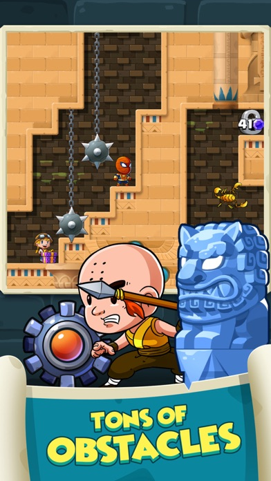 Diamond Quest: The Lost Temple screenshot 5