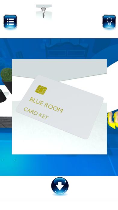 脱出ゲーム BlueROOM -謎解き-のおすすめ画像2