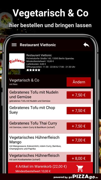 Viettonic Berlin Spandau screenshot 6