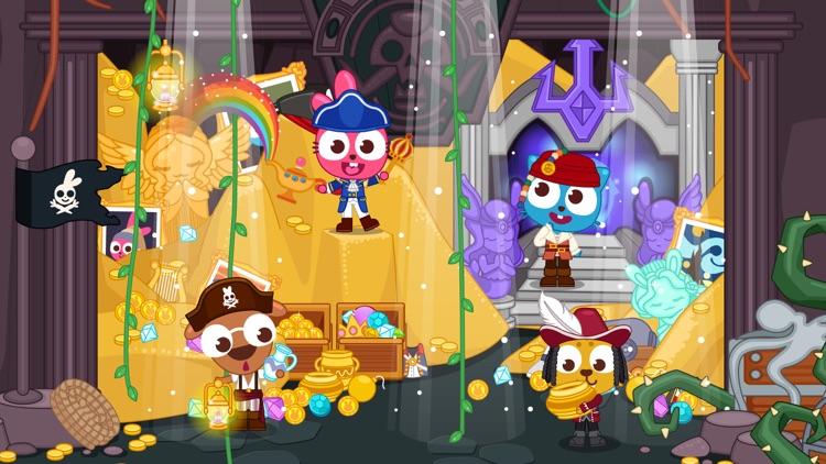 Papo Town Pirate screenshot-0