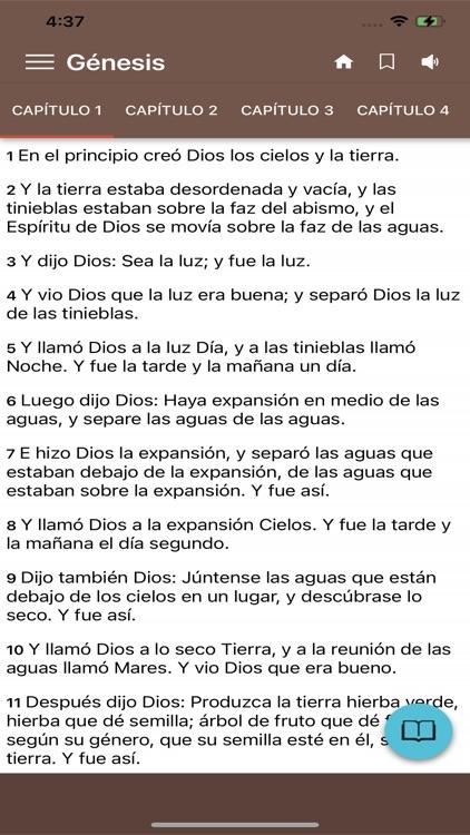 La Santa Biblia Con Audio