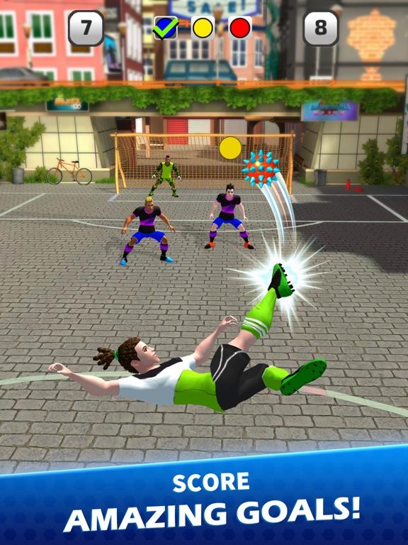 Goal Blitz screenshot 7