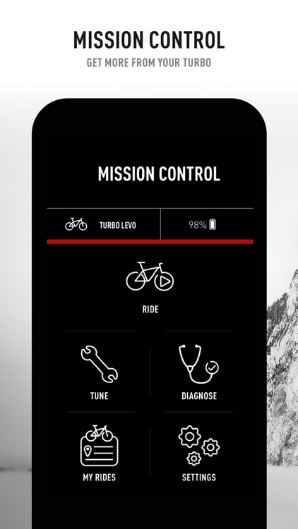 Specialized - Mission Control