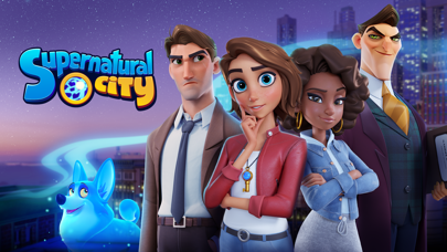 Supernatural City: Match 3 screenshot 5