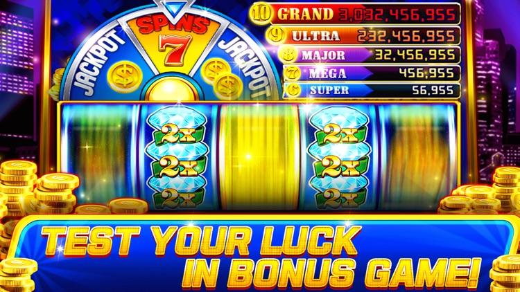 Slots - Classic Vegas Casino screenshot-4
