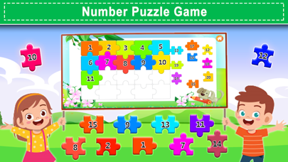 Learning games for preschooler screenshot 2
