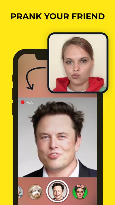 Avatarify: AI Face Animator screenshot 5