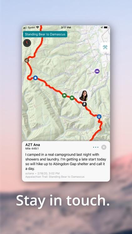 Hiking - Guthook Guides screenshot-5