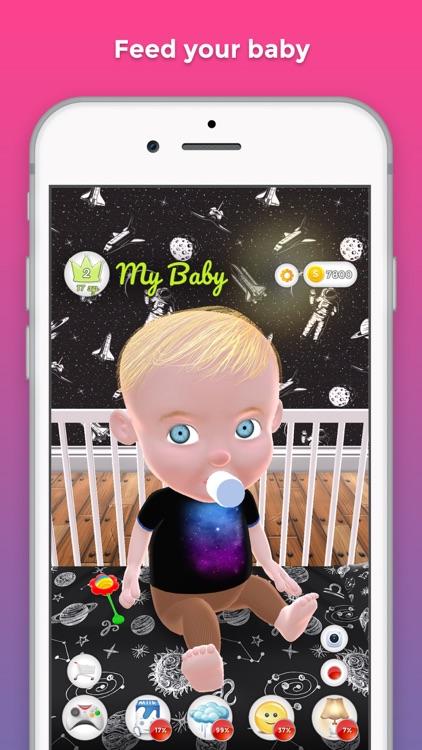 My Baby (Virtual Kid & Baby) screenshot-6