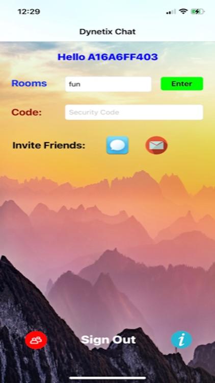 Dynetix Chat screenshot-3
