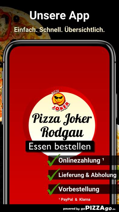 Pizza Joker Rodgau screenshot 1