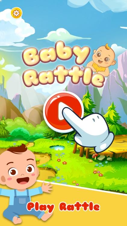 Baby Rattle Toy + Child Lock screenshot-0