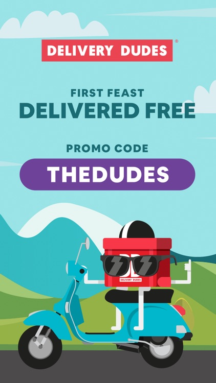 Delivery Dudes - Food Delivery