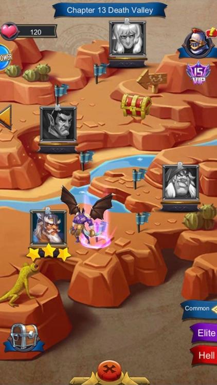 Lord of The Wars: Kingdoms screenshot-3