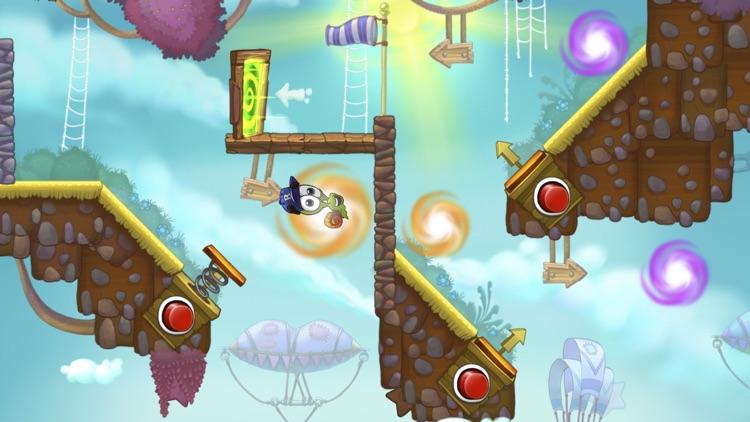 Snail Bob 3: Beyond The Sky screenshot-4