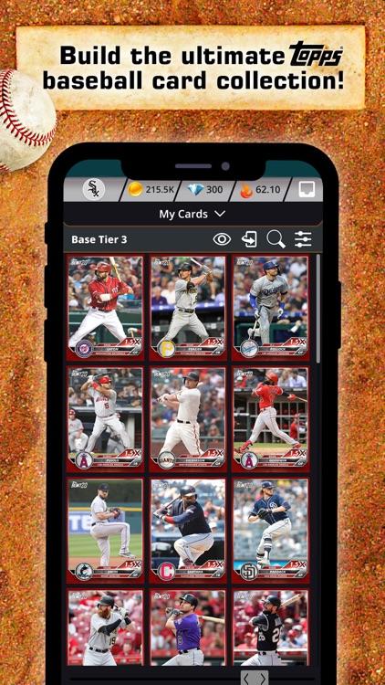 Topps® BUNT® MLB Card Trader screenshot-0