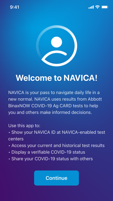 messages.download NAVICA™ software