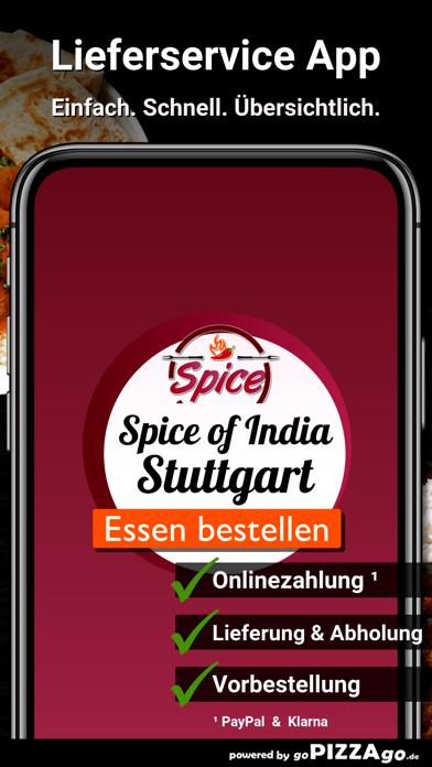 Spice of India Plieningen screenshot 1