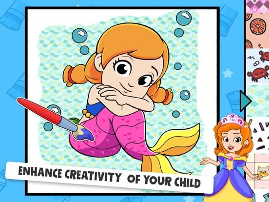 Baby Town : Kids Coloring Book screenshot 10
