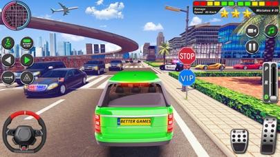 مدينة سيارة القيادة مدرسة سيملقطة شاشة4