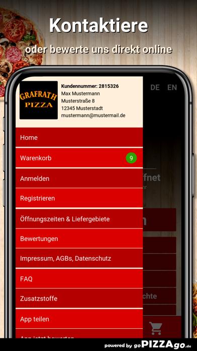 Grafrath Pizza Grafrath screenshot 3