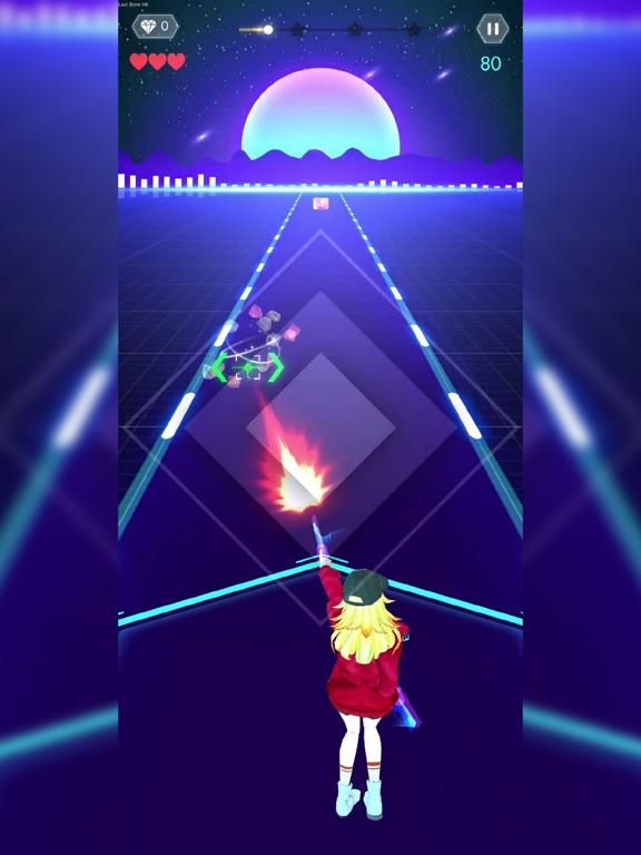 Dancing Bullet EDM screenshot 7
