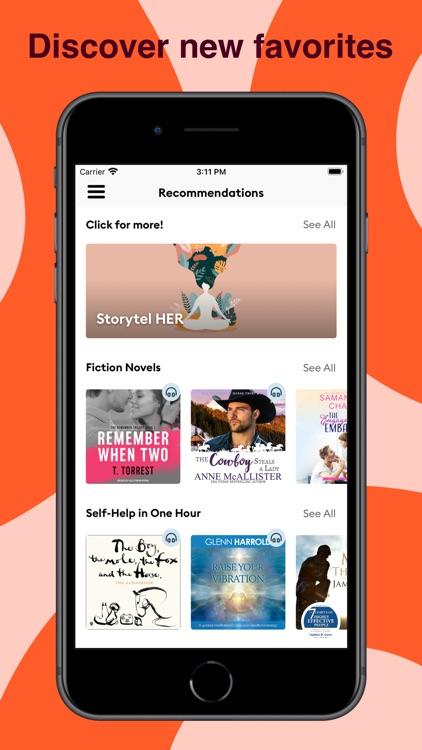 Storytel: Audiobooks & Ebooks screenshot-3