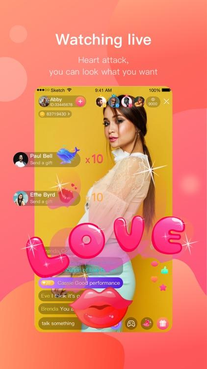 LiveU-Go Live Stream,Live Chat
