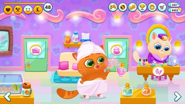Bubbu – My Virtual Pet Cat screenshot-6