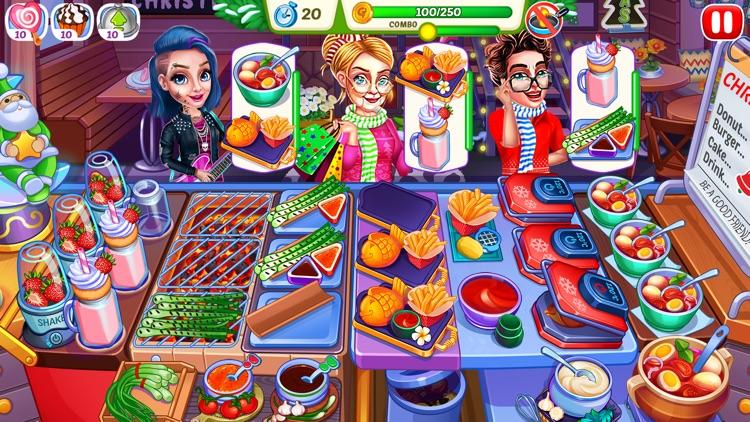 Christmas Fever Cooking Games screenshot-8