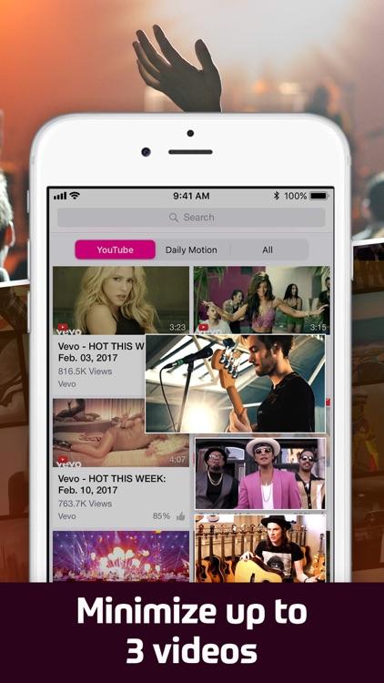 Video Tube™: Stream Play Watch screenshot-4