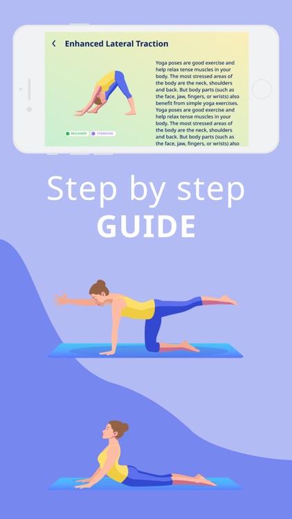 Yoga 4 Weight Loss | JustYoga screenshot-3