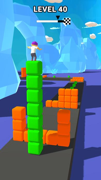 Shortcut Cube 3D - Color Rushのおすすめ画像2