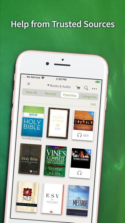 Bible App by Olive Tree screenshot-3