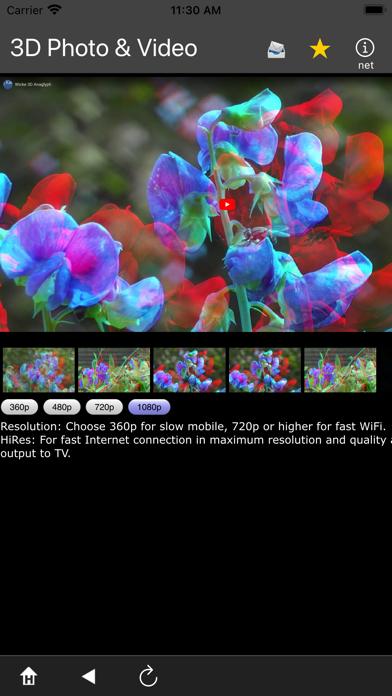 3D Photo & Video screenshot 5